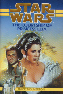 star wars the courtship of princess leia by david farland