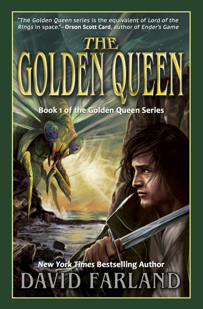 the golden queen by david farland