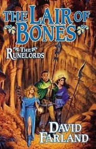 the lair of bones by david farland