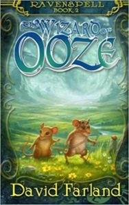 the wizard of ooze by david farland